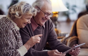 elders using technoology