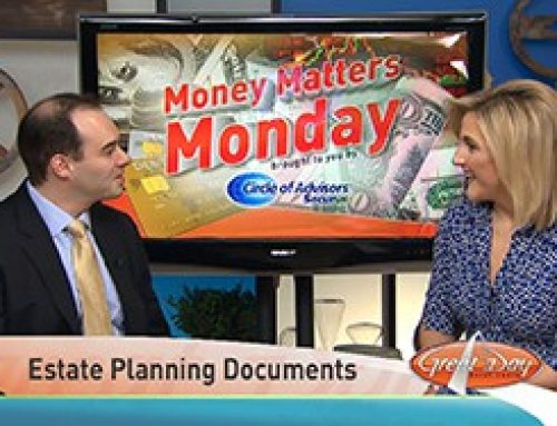 Travel Planning and Estate Documents